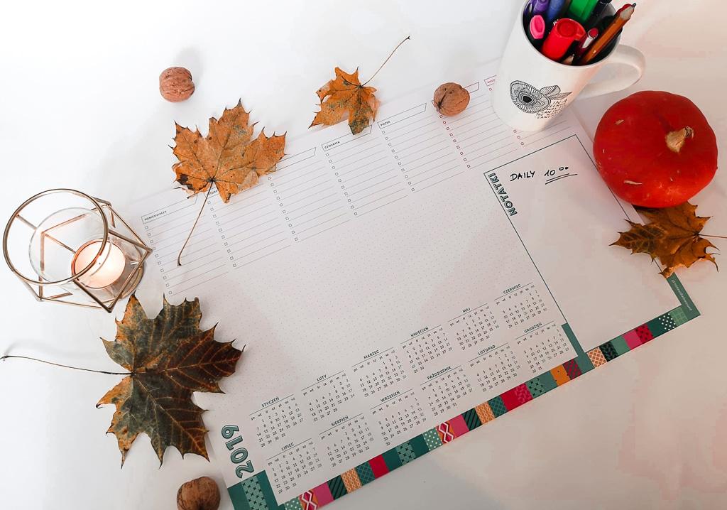 czy jest daily - kalendarz