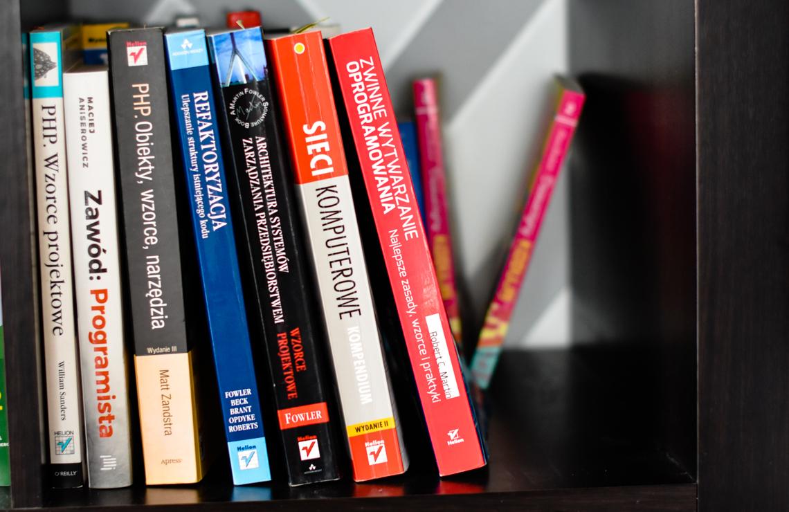 lider techniczny - książki